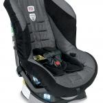 Britax Roundabout G4 Convertible Car Seat,Onyx
