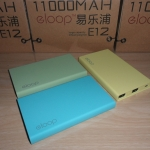 Power Bank ELOOP E12 11000 mAh
