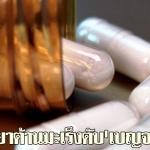 กรมพัฒนาการแพทย์แผนไทยฯ แจกยาแคปซูล เบญจอำมฤตย์ แก้มะเร็งฟรีแก่ผู้ป่วยมะเร็งทุกสิทธิทั่วประเทศ