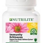 Nutrilite Immunity Echinacea(Triple Guard USA) ช่วยปกป้องคุณ จากอาการภูมิแพ้ต่างๆ เพิ่มภูมิต้านทานป้องกันโรคหวัด Amway USA