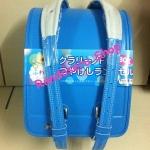 กระเป๋านักเรียนญี่ปุ่น เกรดพรีเมียม Light Blue