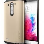 เคส LG G3 ยี่ห้อ SPIGEN SGP Slim Armor Ultra thin Cover ตรงรุ่น
