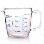 แก้วตวง ฺBorosilicate glass measuring cup 250 ml