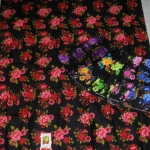 ผ้าถุงคอตต้อน-ลายดอกไม้