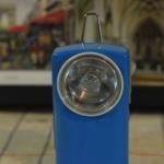 W0078 ไฟฉาย อายุประมาณ 40ปี made in france
