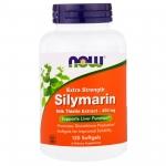 Silymarin, milk Thistle Extract 450mg, 120 softgels, Support Liver Function บำรุงตับ ฟื้นฟูตับ แบบซอฟเจลเพื่อช่วยร่างกายดูดซึมได้ดีมากขึ้น