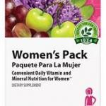 Nutrilite Women Pack ชุดอาหารเสริมสำหรับผู้หญิง วิตามินรวมสำหรับผู้หญิงโดยเฉพาะ Amway USA