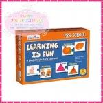 """จิ๊กซอว์จับคู่ภาพ """"Learning is Fun """""""