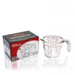 ถ้วยตวงดีลิซิโอ้ (DDelisio) 12 OZ หรือ 350 cc แก้วหนา 5 mm. 1610-550
