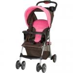 รถเข็นเด็ก Baby Trend Passport Stroller, Cocoa Berry