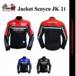 เสื้อการ์ด Jacket Scoyco JK 21 (มีให้เลือก 3 สี)