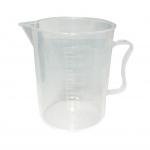 ถ้วยตวงพลาสติก มีหูจับ 1000 ml. 1610-439