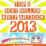 10 อันดับ หนังสือภาพขายดี ประจำปี 2013 จากร้าน Arity Artbook ค่ะ
