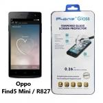ฟิล์มกระจก Oppo Find5 Mini / R827