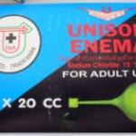unison enema for adult 10 ลูก