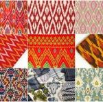 ผ้ามัดหมี่ Ikat Fabric