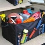 กระเป๋าจัดระเบียบในรถยนต์