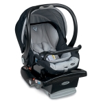 กระเช้าคาร์ซีท COMBI Shuttle Infant Car Seat Black