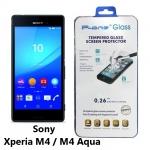 ฟิล์มกระจก Sony Xperia M4 / M4 Aqua