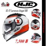 หมวกกันน็อค HJC IS-17 Lorenzo Angel 99