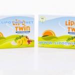lipo twin (ไลโปทวิน) 2กล่อง