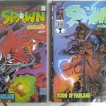 SPAWN สปอว์น 1-5เล่มจบ ขาดเล่ม3