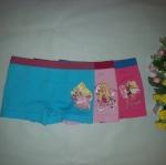 กางเกงในผ้า Spandex ลาย Barbie