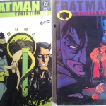 BATMAN Office Down 2 เล่มจบ