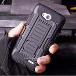 (พร้อมส่ง) เคส LG L70 L65 ตรงรุ่น (Future Armor Impact Holster Hard Case) มีที่เหน็บเข็มขัด แถมฟิล์มกันรอย ใส ตรงรุ่น