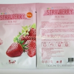 มูดส์ พะ-สุ-เท-รุ สตรอเบรี่ เฟเชียล มาส์ค / มาส์คสตอเบอรี่ / Strawberry Mask