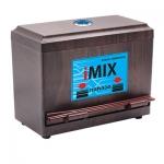 กล่องจ่ายหลอด iMIX ลายไม้ ขนาดเล็ก Straw Dispenser wood tracery (Small) 1610-397