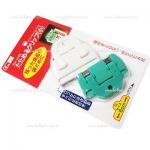 ที่หนีบปากถุงอเนกประสงค์ไซด์ กว้าง 6 cm (S) Kitchen clip width 6 cm. (S)