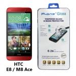 ฟิล์มกระจก HTC E8 / M8 Ace