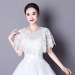 Bridal Shawls ผ้าคลุมไหล่เจ้าสาว