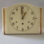 U785 นาฬิกาแขวนโบราณ Junghans เดินดีส่ง EMS ฟรี