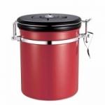 โถเก็บเมล็ดกาแฟ สูญกาศ กันความชื้น Coffee storage canister 1610-284