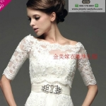 Bridal Shawls เสื้อคลุมไหล่เจ้าสาวผ้าลูกไม้