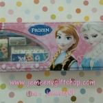 กล่องดินสอเหล็ก โฟรเซ่น Frozen ขนาด 8*21 ซม.