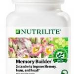 NUTRILITE Memory Builder (ขนาด 1 เดือน) บำรุงสมอง ป้องกันโรคความจำเสื่อม อัลไซเมอร์ Amway USA