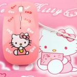 Optical Mouse คิตตี้ Kitty#1
