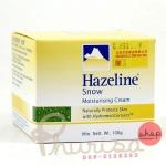 """ครีม """"Hazeline Snow"""" ของแท้จากฮ่องกง 100 g."""