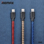 REMAX Double-Sided Safe & Fast สายถัก iPhone