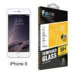 Focus ฟิล์มกระจกนิรภัยแบบใส iPhone 6/6s