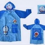 เสื้อกันฝนสำหรับเด็ก โดราเอมอน Doraemon size S , M , L , XL