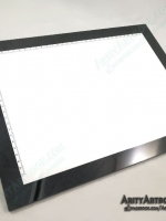 Ultra Slim Light Box - Touch Switch ( 3 level Dimmable ) โต๊ะไฟพกพาปรับแสงได้ 3 ระดับ A4