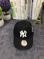 **พร้อมส่ง**หมวกแฟชั่นปักลาย NY ปรับระดับได้ มี 2 สี