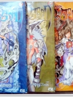 [เล่ม 1-4][จบ] BLUE DRAGON RAL GRAD / TAKESHI OBATA
