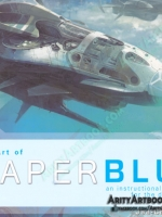 How to Concept art :The Art of Paperblue