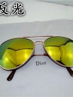 Pre Order แว่นตากันแดดแฟชั่น สีสะท้อนแสง ใส่ได้ทั้งชาย-หญิง
