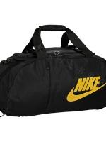 **พร้อมส่ง**กระเป๋าดีไซน์ Sport สกรีนลาย NIKE ถือหรือสะพายหลังก็ได้ สกรีนลาย สีดำ